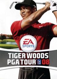 Обложка игры Tiger Woods PGA Tour 08