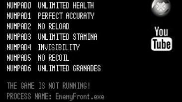 Enemy Front: Трейнер/Trainer (+7) [1.4] {LIRW / GHL}