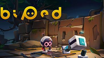 Кооперативная головоломка Biped выйдет на Switch в мае
