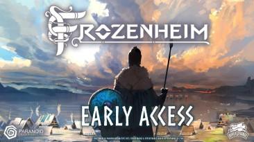 """Стратегия о викингах """"Frozenheim"""" вышла в раннем доступе"""