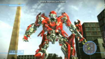 "Transformers: The Game ""Пак скинов by Blackout The Decepticon"""