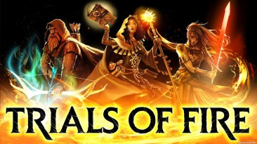 """Постапокалиптическая карточная стратегия """"Trials of Fire"""" выйдет из раннего доступа 9 апреля"""