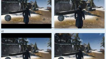 """Assassin's Creed: Rogue """"Фикс кинематографичных полос"""""""