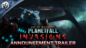 Анонс масштабного дополнения Invasion для Age of Wonders: Planetfall