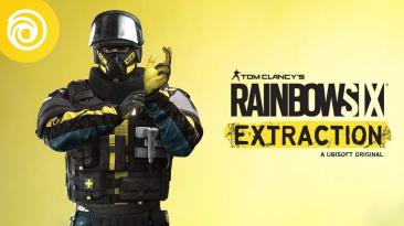 Новый трейлер Rainbow Six Extraction представляющий Дока