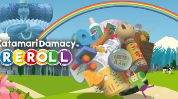 Katamari Damacy REROLL заняла первое место по продажам в британском eShop