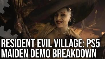 Главное из того, что известно о демо Resident Evil Village