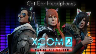 "XCOM 2 ""[WOTC] Cat Ear Headphones"""