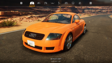 "Car Mechanic Simulator 2021 ""Audi TT MK1"""