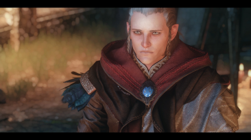 """Witcher 3 """"Улучшенная внешность эльфов"""""""