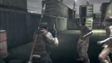 "Resident Evil 5 ""The Mercenaries Reunion - Барри Бёртон"""