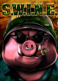 Обложка игры S.W.I.N.E.