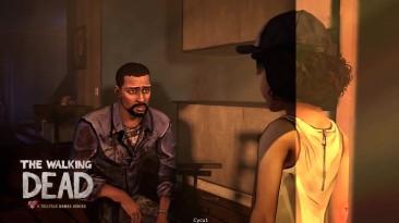 Сравнение графики - The Walking Dead Season One Original vs Collection (Cycu1)