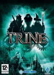 Обложка игры Trine
