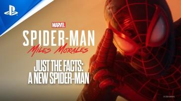 Еще одна угроза для Джей Джона Джеймсона - вышел новый трейлер Marvel's Spider-Man: Miles Morales