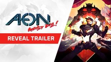 Новый трейлер Aeon Must Die! - уникальный боевик с остросюжетными схватками