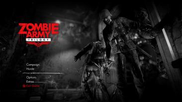 """Zombie Army Trilogy """"Поддержка ультрашироких мониторов"""""""