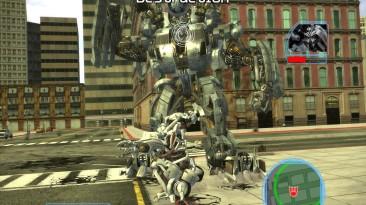Transformers: The Game. Беда на колесах