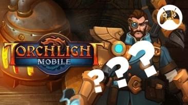 Геймплей Torchlight Mobile с закрытого бета-теста
