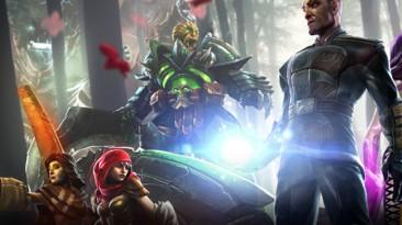 Dawngate - новая MOBA от Electronic Arts