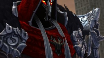 """Darksiders """"Blood Abyss"""""""