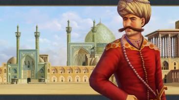 Анонсировано дополнение Cradle of Civilization для глобальной стратегии Europa Universalis 4