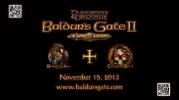 "Baldur's Gate 2: Enhanced Edition ""Геймплейный трейлер"""
