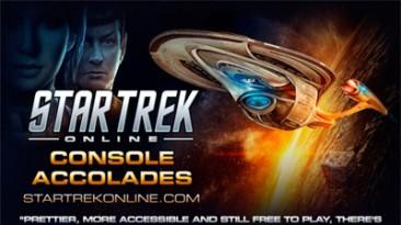 Разработчики показали статистику консольной версии Star Trek Online