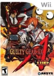 Обложка игры Guilty Gear XX Accent Core
