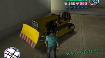 """Grand Theft Auto: Vice City """"Bulldozer"""""""