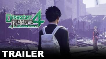 Выпущен новый геймплейный трейлер для Disaster Report 4: Summer Memories