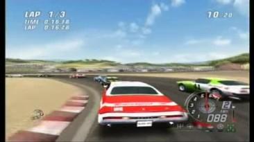 Классы автомобилей в ToCA Race Driver 3