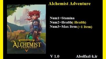 Alchemist Adventure: Трейнер/Trainer (+3) [1.0] {Abolfazl.k}
