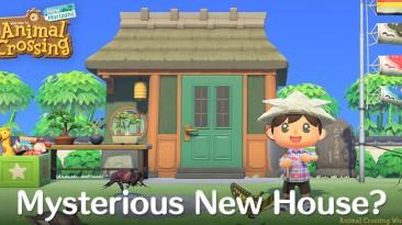 Nintendo намекнула, что в игре Animal Crossing: New Horizons появятся новые персонажи