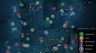 "Assassin's Creed 3: Liberatin ""Карты"""