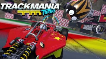 Креативный директор Франсуа Алло о Trackmania Turbo