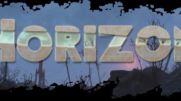 """Fallout 4 """"HORIZON v1.8.0"""""""