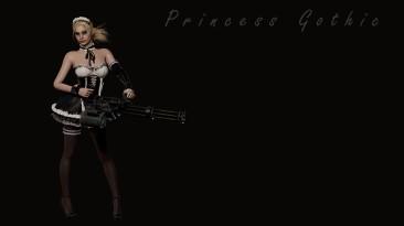 """Resident Evil 2 """"Resident Evil 2 Claire Princess - Maid v1.3"""""""