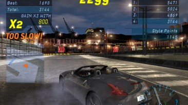 "Need for Speed: Underground ""Race in the Olympic city"""