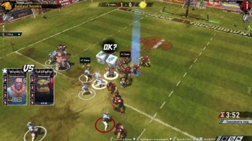 Прохождение Blood Bowl 2 - Матч 7