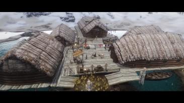 """Skyrim SE """"Поселения Викингов"""""""