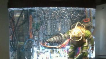 Он утопил PC, чуть не убил себя, но сделал моддинг в стиле BioShock
