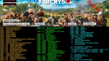 Far Cry 5: Трейнер/Trainer (+70) [1.0.11] {GRZECHU}