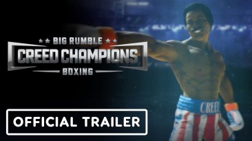 Релизный трейлер Big Rumble Boxing: Creed Champions