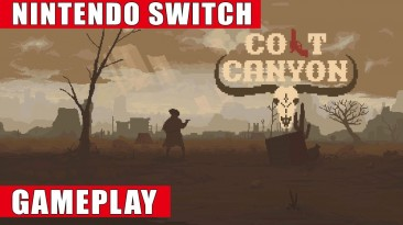 Геймплей Colt Canyon