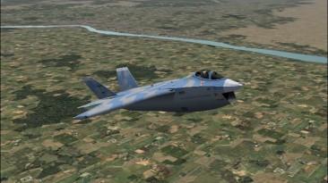"Microsoft Flight Simulator 2004 ""Boeing X-32"""