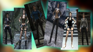 "Tomb Raider ""TR Legend Outfit Pack"""