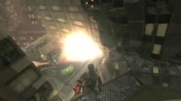 "Bionic commando ""Smash & Throw"""