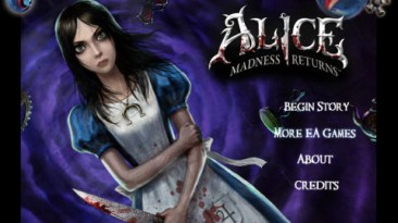 Alice: Madness Returns - Interactive Storybook