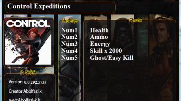 Control: Expeditions: Трейнер/Trainer (+6) [0.0.292.5735] {Abolfazl.k}